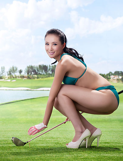 Women S Sexy Golf Clothing 83