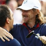 Afternoon-route gives Europe a 5-3 lead over the Ryder Cup