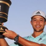WGC-HSBC Champions: Xander Schauffele beats Tony Finau in play-off