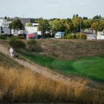 Boosting disaster, golf courses being small in France