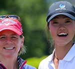 Birthday, tournament record for Grace Kim