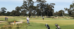 Matsumoto & Micheluzzi – Halfway leaders at 2018 Port Phillip Amateur