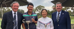 Yoon and Fan Win Port Phillip Open Amateur