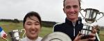 Yoon and Stubbs win Junior Vic Open