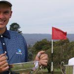 Mackenzie & Crabbe WIn Tasmanian Junior Masters