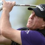 Phil Mickelson stays behind at Desert Classic after 68 in California
