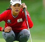 Minjee Lee hits No. 3