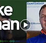 Aussie events were welcomed, said LPGA commissioner