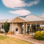 In Australia there is a 9-hole retreat that is cost for war veterans