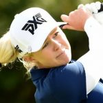 Stephanie Meadow shares ninth place - five off the pace - on the Kia Classic