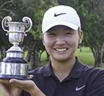 LPGA dreams for #AusJnr champ Park