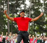 Masters day 4: Woods rewrites history books