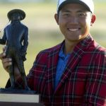 RBC Heritage: CT Pan wins first PGA Tour title with one-shot victory
