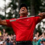 Tiger Woods: & # 039; it will take a little time to sink into & # 039;