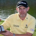 Win & # 039; more special & # 039; with son as caddy - Gallacher reflects on first title in five years