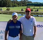 Nicholas leads at Amputee Open
