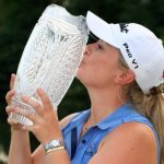 The law of England goes off 67 to win the first LPGA Tour title