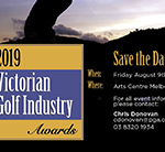 Victorian Golf Industry Awards Dinner