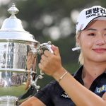 """It's all in the name: Jeongeun Lee6, known as """"Six"""", wins US Women & # 039; s Open on -6"""