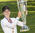 History for Ruffles at US Women & # 039; s Amateur