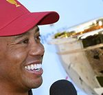 Tiger back on Cup radar