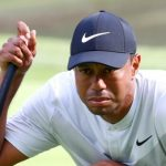 Zozo Championship: Tiger Woods ahead of two shots in Japan after rain delays