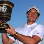 McIlroy defeats title defender Schauffele in China after play-off