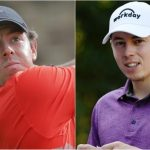 WGC-HSBC Champions: Matthew Fitzpatrick leads from Rory McIlroy in China