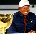 Presidents Cup: Woods is een Amerikaans team & # 039; Captain & # 039; [CaptainAmerica'