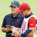 Reed & # 039; s caddy thrown out of President Cup after he & # 039; pushed & # 039; fan in Australia