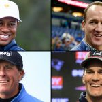 Sporty royalties set for $ 10 million charity golf game