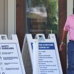 P.G.A. Tour reminds golfers to stay safe during Travelers Championship