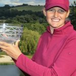 Rose Ladies Series: Gabriella Cowley beats Charley Hull and Georgia Hall in Staffordshire