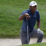 Tiger Woods, Injured Grinder, Makes Cut at the Memorial