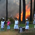 Rose Ladies Series in Wentworth abandoned after major fire