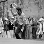 At the US Open in 1974 the grass was high and scores were higher