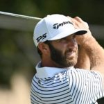 Tour Championship: Dustin Johnson leads with five shots after third round