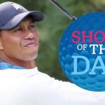 US Open: Tiger Woods and Justin Thomas play best shots in second round