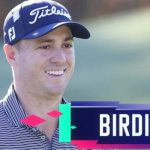 The Masters 2020: Back-to-back birdies give Justin Thomas part of the lead