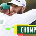 The Masters 2020: World number one Dustin Johnson wins with record low score
