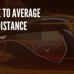What are the average driver distances for amateur golfers?