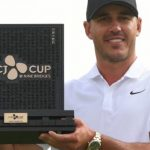 Brooks Koepka becomes world champion after CJ Cup victory
