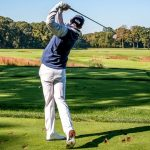 How does golf ball position affect your ball flight?