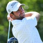 Jamieson leads for the last round in South Africa