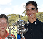 Vic Am: Hinson-Tolchard and Lautee clinch titles