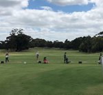 Vic Amateur Match Play tees from