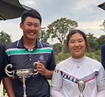 Yoon and Fan Win Port Phillip Open Amateur