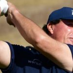 Desert Classic: Phil Mickelson remains two shots before third round