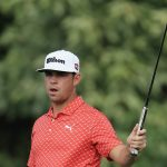 Gary Woodland holds three-stroke lead at champions' tournament