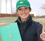 Julienne Soo receives Augusta invitation